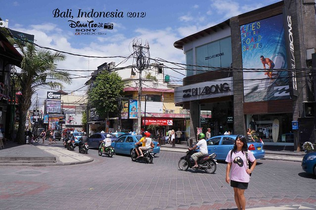 Bali Day 4 Kuta Busy Area