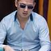 David Hu (Day 3) ©World Poker Tour