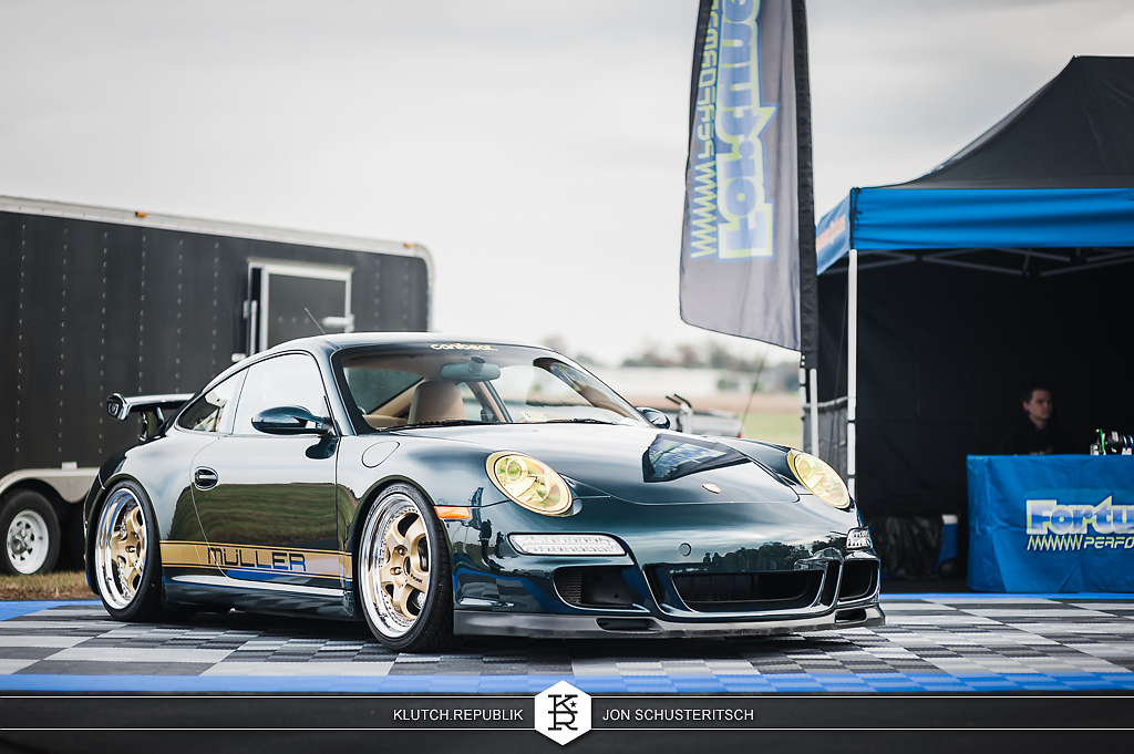 muller porsche 997 gt3 racecar work wheels canibeat first class fitment 2013 4th annual new jersey princton airport slammed dropped dumped bagged static coilovers hella flush stanced stance fitment low lowered lowest camber wheels tucked 16s 17s 18s 19s 20s 3piece 1 piece custom airbags scene scenester