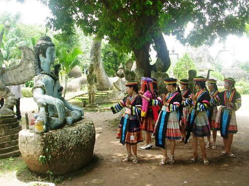 Vientiane 2007-Bouddha Park (18)