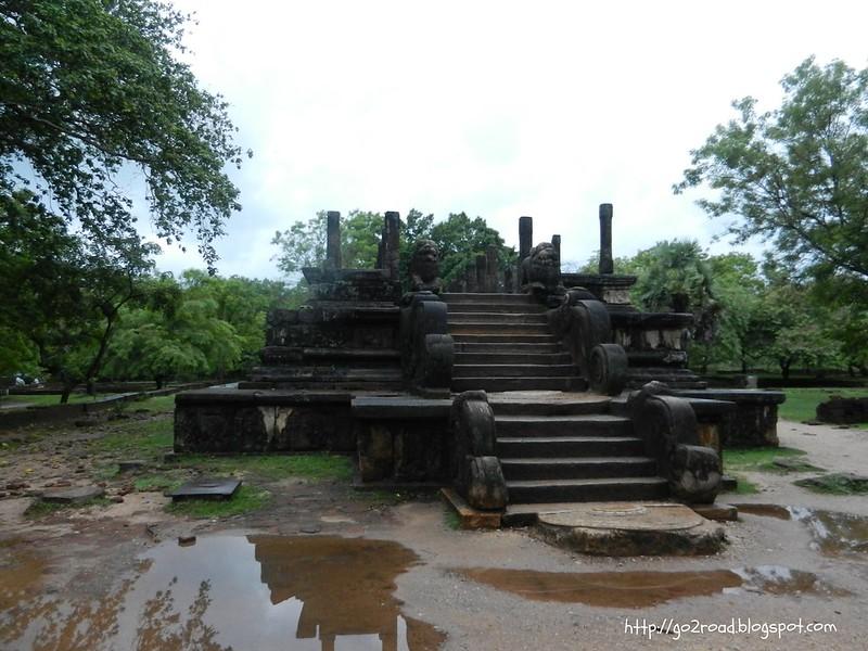 Архитектурные памятники Шри Ланки