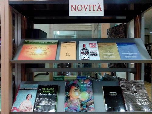 """Tra le novità in biblioteca, """"Ecoismi 2012 - 2013"""" by Ylbert Durishti"""