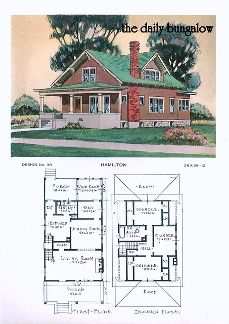 1920 building service house plans flickr photo sharing for 1920s house plans