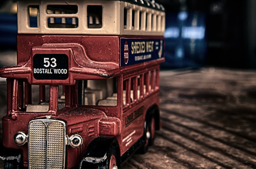old windows macro bus london dusty metal closeup vintage toy nikon bokeh dirty grill tires seats d200 scratched hdr doubledecker hoya hss closeuplens niksoftware sliderssunday hbmike2000