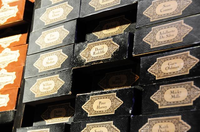 Harry Potter Magic Wand Boxes - Daniel Radcliffe