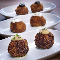 croquette, fried food, fritter, frikadeller, food, dish, cuisine, meatball,