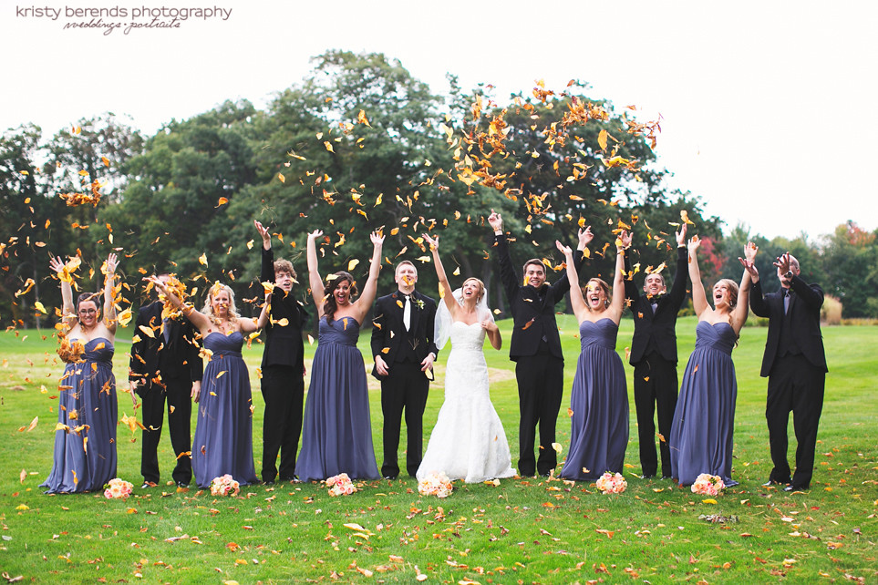 47 Autumn wedding