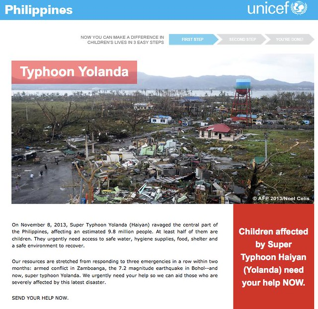 UNICEF Philippines (Donate.Unicef.PH)