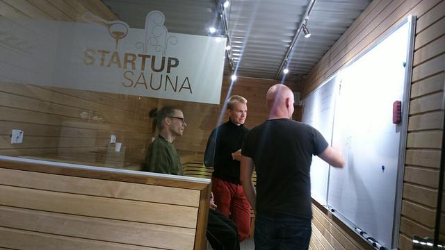 Startup Sauna @ Finland