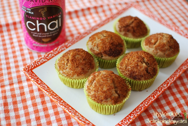 Chai Latte Muffins