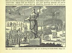 """British Library digitised image from page 121 of """"Monographien zur deutschen Kulturgeschichte, herausgegeben von G. Steinhausen"""""""