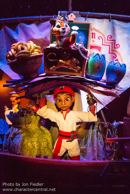 DDE May 2013 - Sindbad's Storybook Voyage