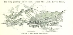 """British Library digitised image from page 173 of """"'Mountain, Moor and Loch' illustrated by pen and pencil, on the route of the West Highland Railway"""""""