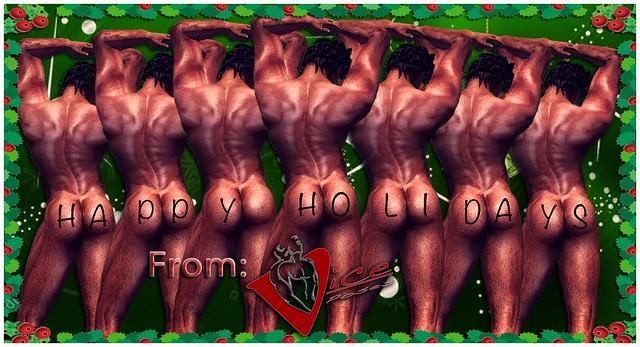 Happy Holidays from VICE