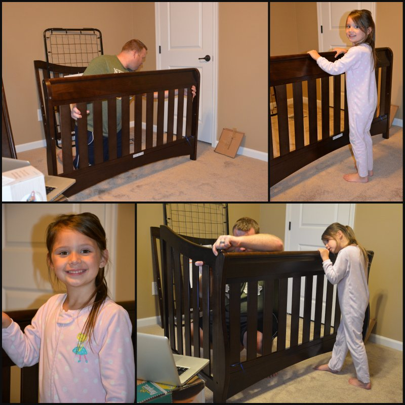 crib assembly