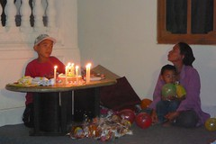 Kadek Indra's Birthday 2007