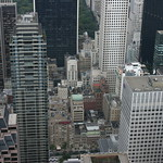 Buildings from a bird's perspective