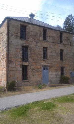 old Coosa County Jail- Rockford AL (2)