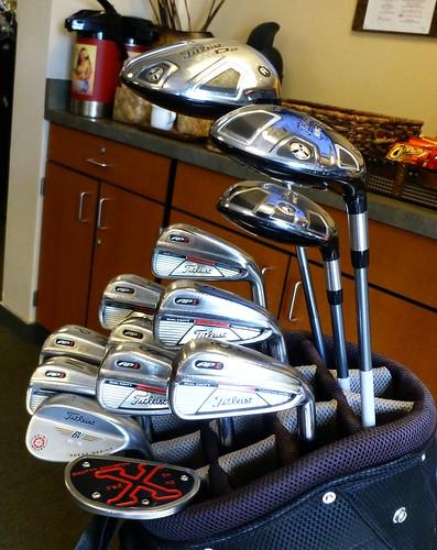 積極的に使おう!新製品のレンタルゴルフクラブ