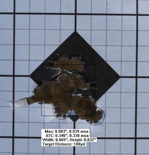 1-6-14 10 Shot FGMM 100