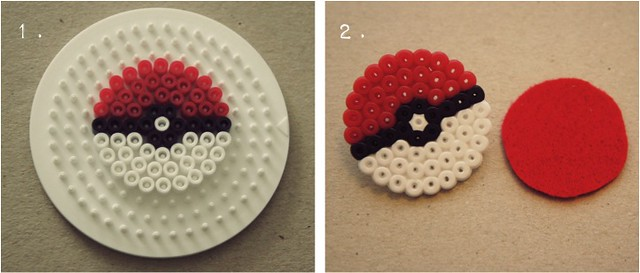 diy pokeball brooch 2