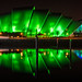 Glasgow Armadillo (Clyde Auditorium) and the Hydro by Alex McGinlay