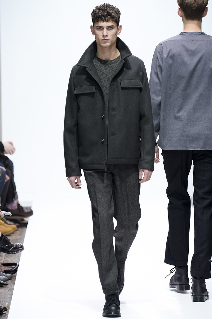 FW14 London Margaret Howell017_Arthur Gosse(VOGUE)