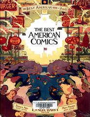 Lynda Barry, The Best American Comics