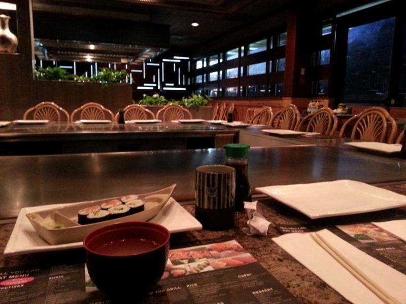 Memories of Japan teppanyaki