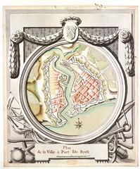 Manuscrit - Ville et port de Brest