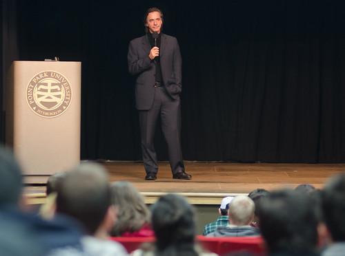 Joel Peresman Event Jan. 2014