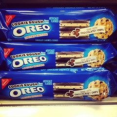 So, this is a thing....that I bought.   #oreo #nomnomnom #foodporn