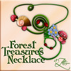 AZE Forest Treasures Necklace for Genre Poster 512