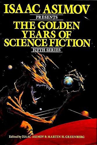 the golden years of science fiction by pelz