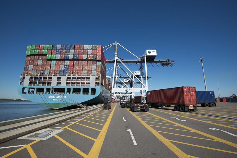 Trade - Photo credit: JAXPORT via Foter.com / CC BY-NC
