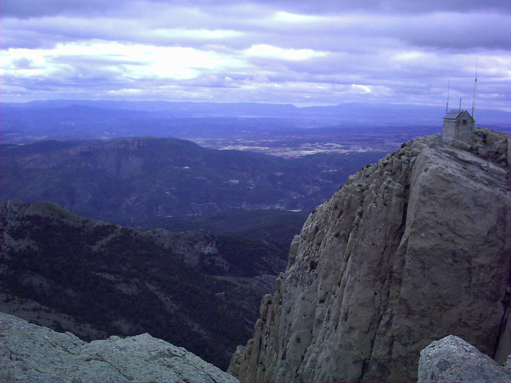 3. La cima del Penyagolosa. Autor, Javier Muñoz