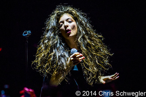 Lorde - 03-16-14 - The Fillmore, Detroit, MI