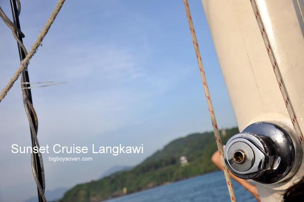 Sunset Cruise Langkawi 8