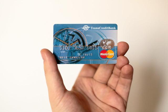 Generic Payment Credit Сard