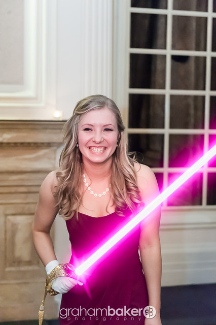 Lightsaber Wedding – Just for fun!