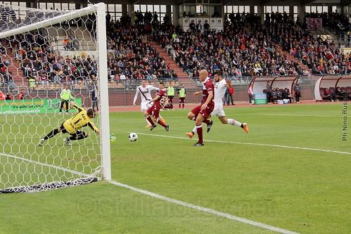 Serie B, Lafferty-gol e il derby è del Palermo$