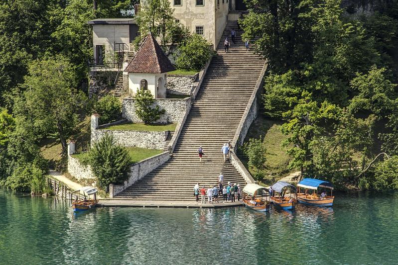 SLOVENIA. IL LAGO DI BLED