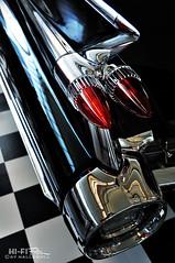 Slick Black Cadillac