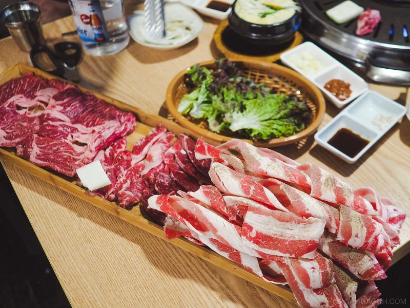 Seoul Jan'17: Best Value-For-Money Korean BBQ at Hongdae – Dally So