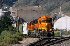 BNSF's Golden switch