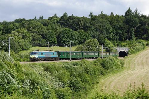 20080628 040 Vonêche. PFT TSP Adieu Aux Locomotive Série 15. 1501 E18502 15.10 Florenville - Namur