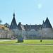 The Chateau de Commarin, Burgundy