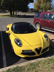 Alfa Romeo, Targa #45