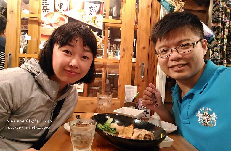 日本沖繩必吃美食國際通屋台村街35