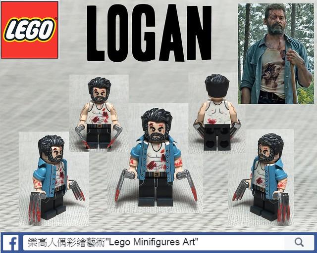 Moc Lego Logan